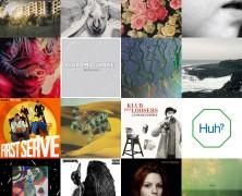 Mes 16 meilleurs albums de début 2012