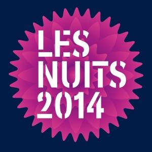 Logo des NUITS Botanique 2014