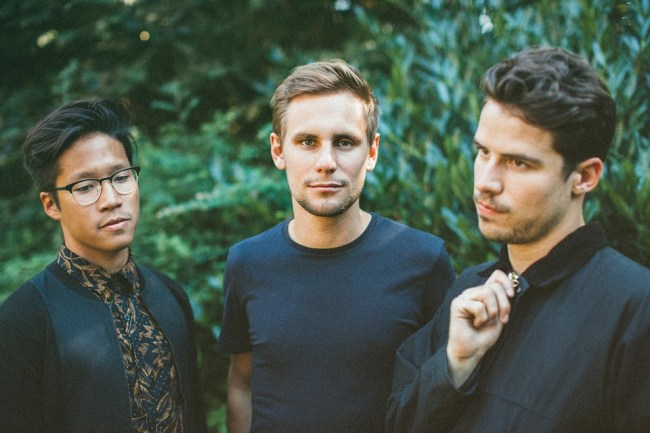 Trio gagnant pour ULYSSE - source facebook