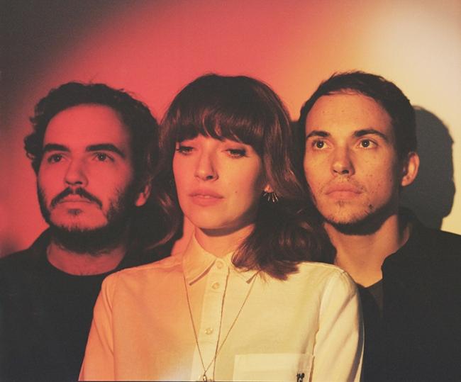 Daughter - trio londonien