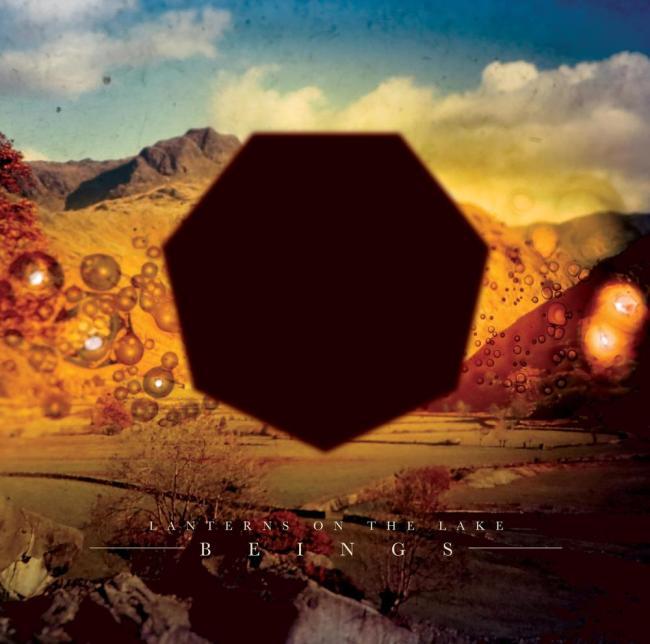 Art-work de Beings, troisième LP de Lanters On The Lake