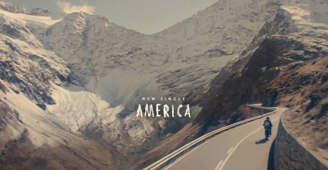 America - clip réalisé par le collectif Sauvage Sauvage