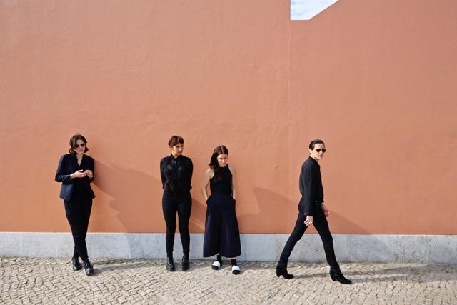 Savages, quatuor féminin anglais