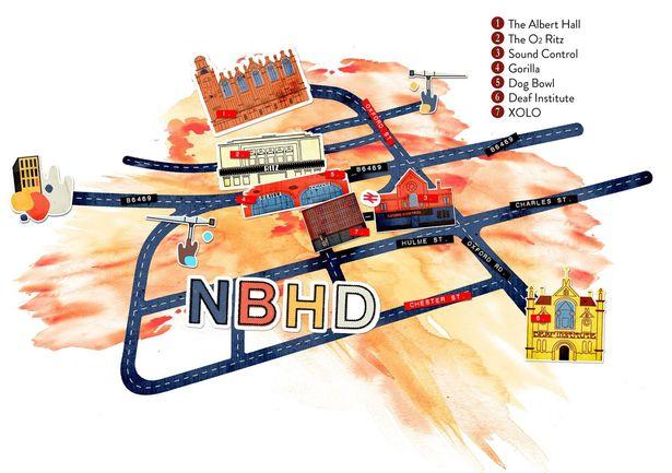 Plan NBHD
