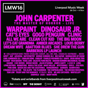LMW16 Line-up