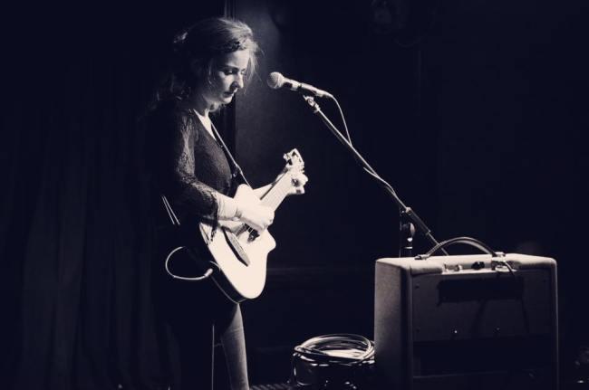 Jenn Grant en octobre dernier à Londres - crédit photo : Duncan Stafford